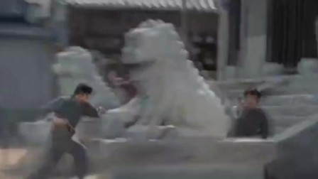 动作片《亡命徒》,罗烈、谷峰两大老戏骨上演搏命对决!精彩刺激