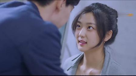 拾光里的我们:陆珈和徐嘉修在公司偷偷恋爱,差点被发现了