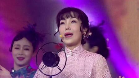 四川卫视芳华盛典 2021 苏曼《玫瑰玫瑰我爱你》,曲风慵懒迷醉