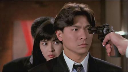 龙神太子:华仔关之琳80年代的男女神CP?