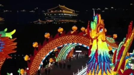 共度晨光 2021 陕西:大唐芙蓉园灯会 再现盛唐景象