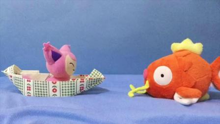 丁格镇:寻找鲸鱼岛  童年的理想国 定格动画