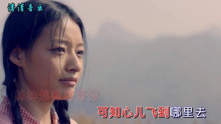 凤丽-《黄土之恋》,大风吹着黄土地,妹妹想着哥哥你!
