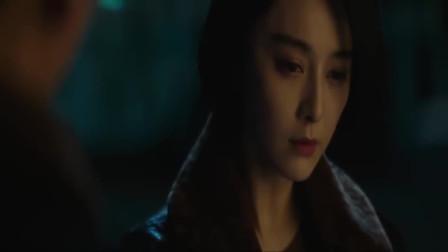 空天猎:吴迪临上战场时和亚莉表白,亚莉被感动,痛哭流涕!