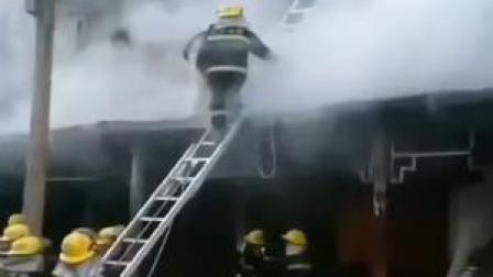 #山东禹城一蛋糕房火灾致7 起火原因正在中