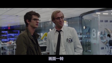 科幻动作片《超凡蜘蛛侠》第三季