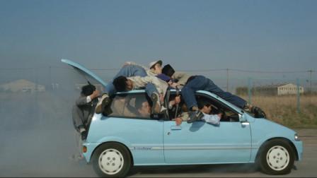 四川方言搞笑配音:不要挤了,把我车都挤烂了