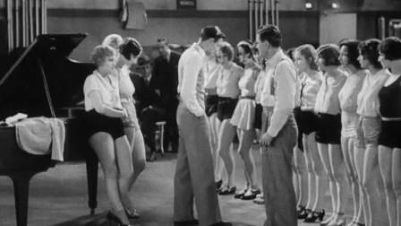 这群美国人跳的是啥舞谁知道