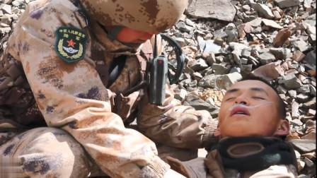 新兵巡逻海拔5968米边防线出现高反晕倒 醒来第一句话让人泪目!