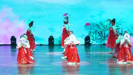 """2021""""我要上春晚""""暨东方星童艺术盛典(江苏选区)《胭脂妆》羽诺少儿舞蹈培训中心"""