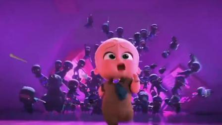 推荐动画电影《宝贝老板 》2021年,小老板重出江湖
