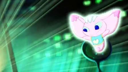 《蓝猫淘气太空历险记》蓝猫怀疑是不明来历的小家伙捣的鬼!