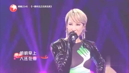 邓紫棋和李玟同台合唱,这首歌曲《刀马旦》太棒,音乐也这么好听!