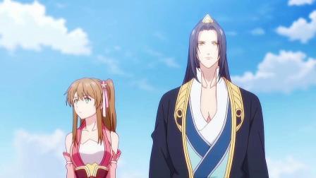 《邪王追妻10》王爷送落落超短裙,这小心思落落一眼就看穿了