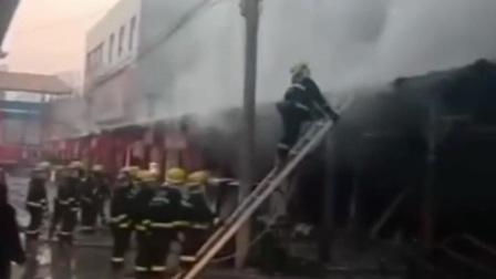 山东一蛋糕房发生火灾,一家7人,唯一活着的人如何面对这一切!