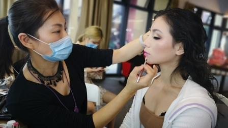 2021成都化妆培训学校化妆实习