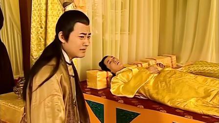 三揭皇榜:朱由检进宫,哪知竟被魏忠贤设计,控制皇帝