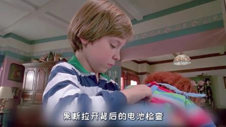 惊悚电影《鬼娃回魂2》:玩偶再复活回归!