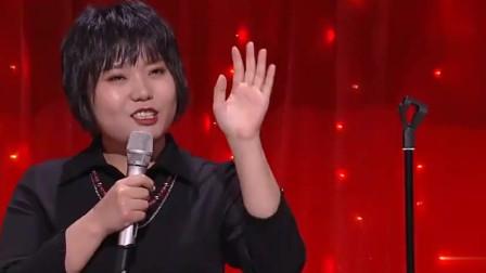 2021湖南卫视元宵喜乐会,李雪琴脱口秀谈压力
