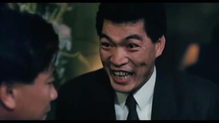 义胆群英:大佬一手捏碎杯子,大傻哥赶紧赔笑脸