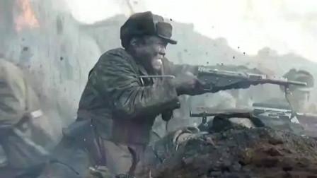 跨过鸭绿江:中国军人就没有一个是怂包的!