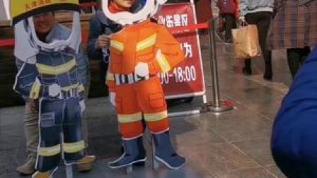 天津古文化街消防主题一条街,我是消防员~网红打卡#古文化街 #消防主题一条街 @天津消防 @中国消防