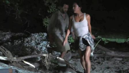 污了电影 第一季 岛上来了海盗,40个岛民为逃命,下三滥手段都用全了
