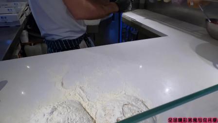 意大利街头美食,那不勒斯经典披萨