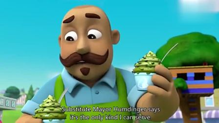 汪汪队:冰淇凌造嫌弃,韩丁那真是过分,乱定规矩!