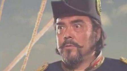 鸦片战争演义:洋人火力太猛,清军被打的落荒而逃,大清要忘啊