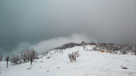 无人机穿云拍贡嘎失败,海拔3300米失温直坠炸机