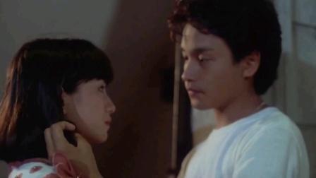 (电影)柠檬可乐,张国荣忍痛和周秀兰说分手,告诉她毕业以后再相恋.