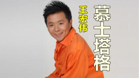 王宏伟《慕士塔格》,深厚的音乐素养,诉说着情感天地!