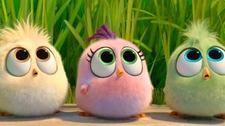 《愤怒的小鸟2》07:三只战斗力很强的小鸟!冲啊