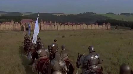 看看一战前英法百年战争:法国重甲步兵对战英国军队,伤惨烈
