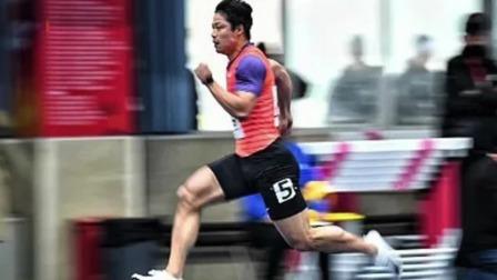 10秒05! 苏炳添创男子百米赛季世界最好成绩