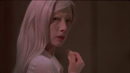 Office有鬼:这白发女是江美仪吧