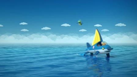 《海底小纵队 第五季》 全新动身!