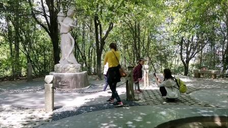 福建南平延平区九峰山桂花园庆三,八妇女节视频展播请欣赏!摄制翁火荣。2021,3,8