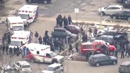 美国科罗拉多州一商店发生枪击案 美媒:已致6人