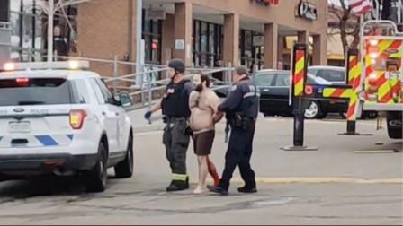 美国科罗拉多州一超市发生枪击案,造成至少十