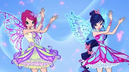 魔法俏佳人 第七季 仙子们被变异孢子,仙子们遭遇大危机!