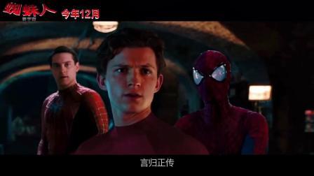 蜘蛛人:这部电影里蜘蛛侠三代同框,这是多少人的期望啊