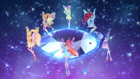 魔法俏佳人 第七季 天女魔法首次登场,神奇动物们获得全新的变化