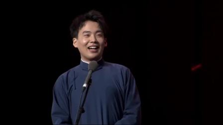 德云社:郭麒麟疯狂调侃岳云鹏,拿到最佳普通话,爆笑全场