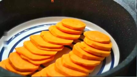 芝士红薯球,好吃到渣都不会剩的做法!