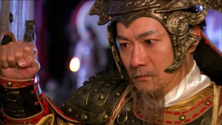 新洛神:曹植说出多年来的委屈,曹操在帐外偷听,非常自责