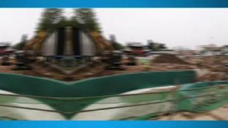 记者26日从南阳市市政工程总公司获悉,目前南阳市中心城区护城河综合治理工程正在加快推进,预计西线工程五一完工。