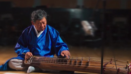 中国音乐地图之听见吉林 朝鲜族 伽倻琴等音乐集——玄琴散调