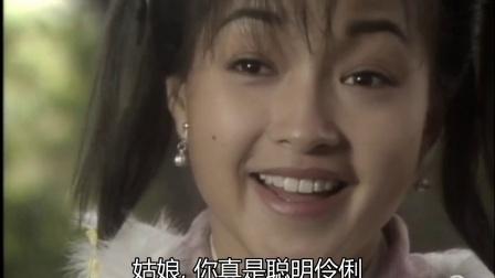 李绮红的郭襄古天乐的杨过李若彤的小龙女都是经典